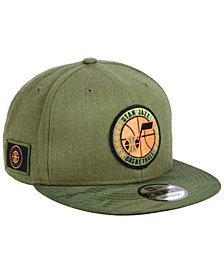 New Era Utah Jazz Tip Off 9FIFTY Snapback Cap