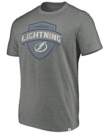Majestic Men's Tampa Bay Lightning Flex Classic Tri-Blend T-Shirt