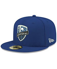 Montreal Impact Core 59FIFTY-FITTED Cap