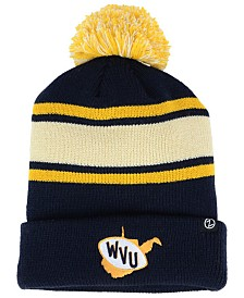 Zephyr West Virginia Mountaineers Tradition Knit Hat