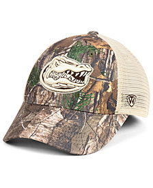 Top of the World Florida Gators Prey Meshback Camo Snapback Cap