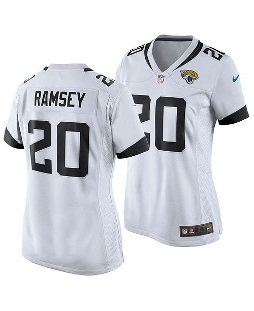 watch bff44 86a90 Women's Jalen Ramsey Jacksonville Jaguars Game Jersey
