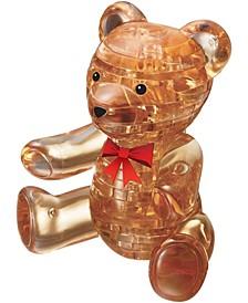 3D Crystal Puzzle - Teddy Bear