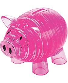 3D Crystal Puzzle - Piggy Bank
