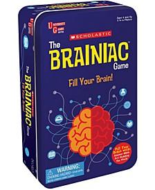Scholastic - The Brainiac Game Tin