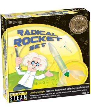 Steam Learning System, Mathematics- Radical Rocket Set