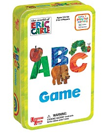 The World of Eric Carle - ABC Game in a Tin