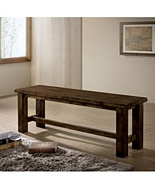 BelTon I Rustic Oak Dining Bench