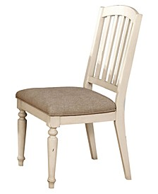 Bergerling Slatted Dining Chair