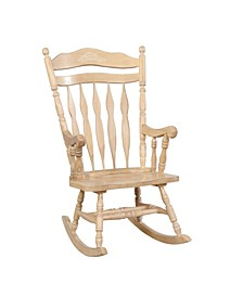 Aspen Traditional Rocking Chair