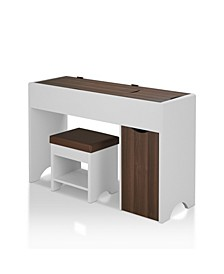 Caron Vanity Table Set