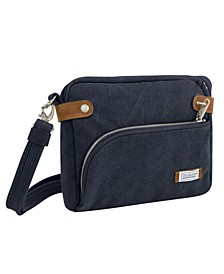 Anti-Theft Heritage Crossbody