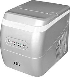 SPT Portable Ice Maker - Silver