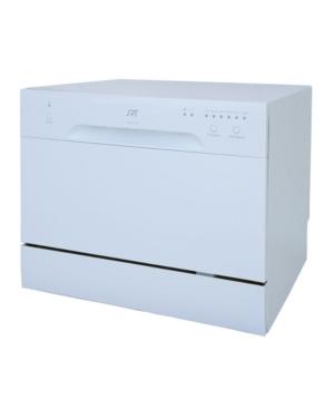 Spt Countertop Dishwasher in White
