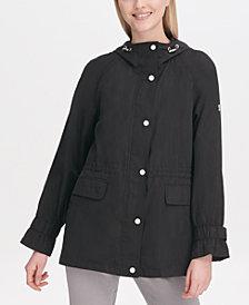 Calvin Klein Hooded Anorak Jacket