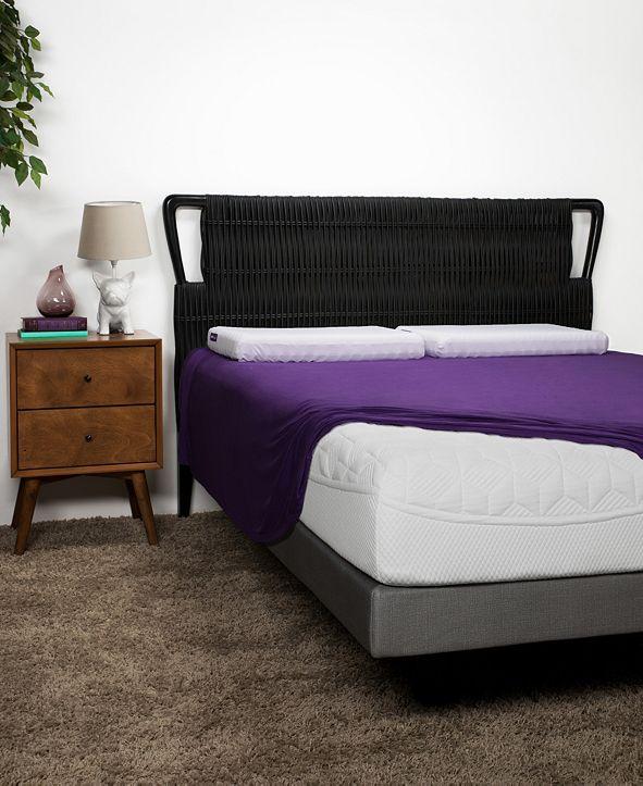Purple 3 Piece Sheet Set - Full / Full XL / Queen