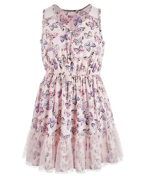 2a6b3dd5a755 ... Epic Threads Big Girls Butterfly-Print Dress