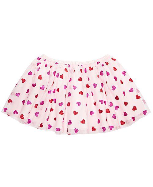 47933ef1ea35 Epic Threads Toddler Girls Heart Tulle Skirt