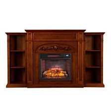 Cardewell Fireplace, Quick Ship