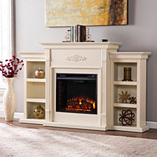 Whitehall Fireplace, Quick Ship