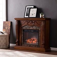 Napier Fireplace, Quick Ship