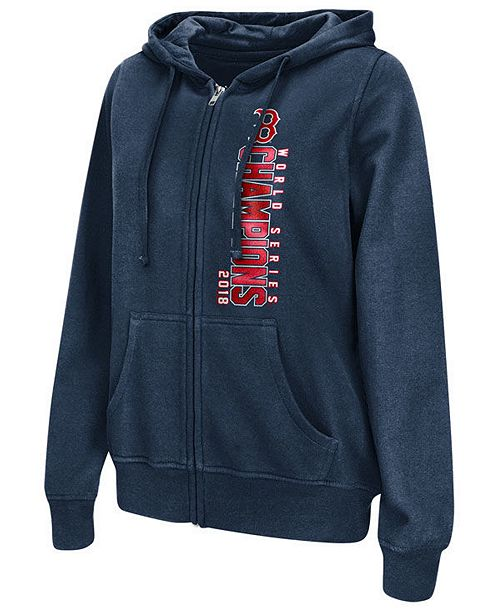 new product 52f4d 35085 Women's Boston Red Sox 2018 World Series Champ Hoodie