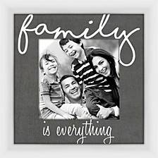 Living 31Family is Everything decorative Photo Frame
