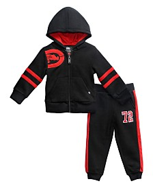 Ecko Toddler Boys 2-Pieces Full-Zip Rhino Hoodie and Jogger Pants Set