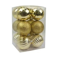 "12 Pieces 2.75"" Christmas Ornament"