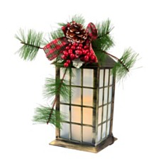 Bow And Grass Lantern