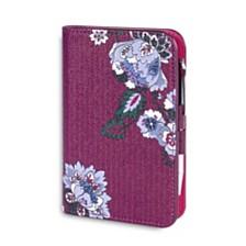 Vera Bradley Bordeaux Blooms Journal With Pen