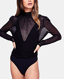Free People Twice The Fun Bodysuit