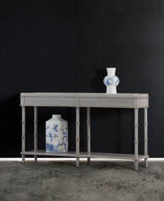 Genial Furniture Melange Landry Console Table ...