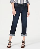 68460da6980 Style   Co Cuffed Capri Jeans