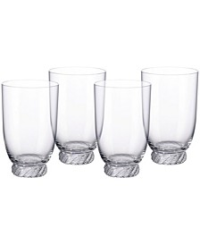 Montauk Highball Tumbler, Set of 4