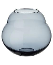 Villeroy & Boch Jolie Blue Hurricane/Large Vase