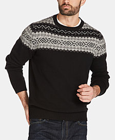 Weatherproof Vintage Men's Knit Sweater