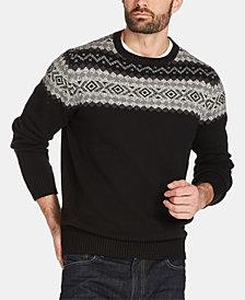 Weatherproof Vintage Men's Knit Sweater