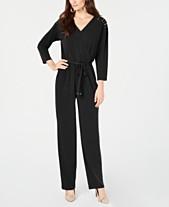 62167f6fcb7 Dressy Jumpsuits  Shop Dressy Jumpsuits - Macy s