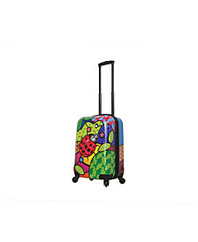 "Mia Toro Italy Allegra Pop Ladybug 20"" Carry On"