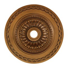 "Brookdale Medallion 30"" in Antique Bronze Finish"