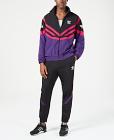 adidas Men's Originals Sportive Track Jacket & Pants