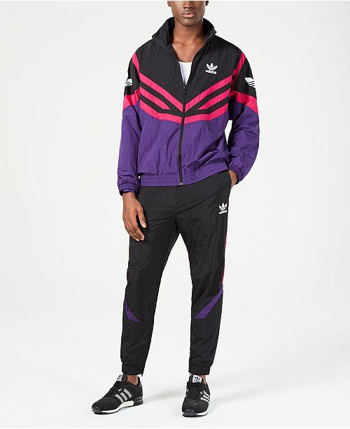 adidas Men's Originals Sportive Track Jacket & Pants