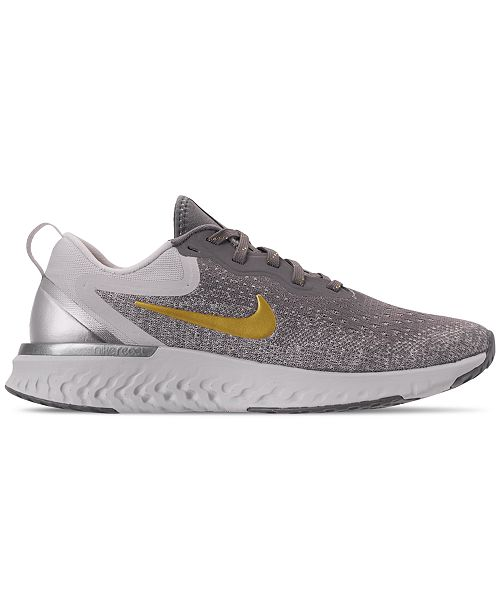 size 40 0c18b 15ffe ... Nike Women s Odyssey React Metallic Premium Running Sneakers from  Finish ...