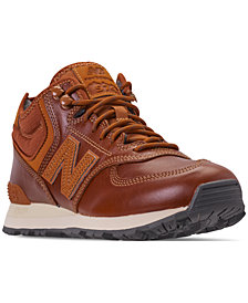 New Balance Men's 574 Mid Casual Sneakers from Finish Line