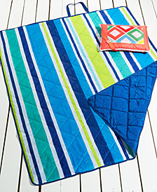 Martha Stewart Collection Beach Blanket Collection, Created for Macy's