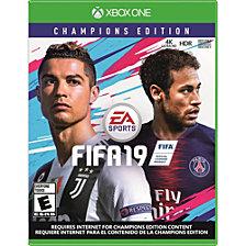Xbox 1 Fifa 19 Champions Edition