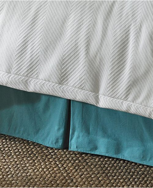 HiEnd Accents Catalina Bedskirt