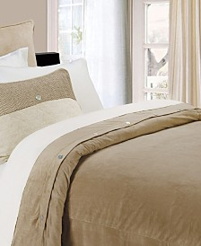 Fairfield King Velvet Duvet Cover