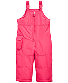 London Fog Little Girls Ski Bib Pants